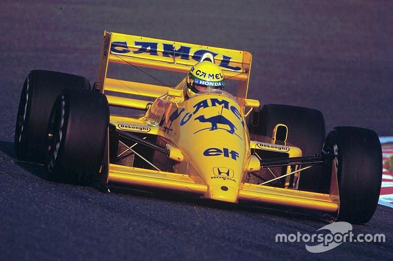 Le contrat d'Ayrton Senna avec Lotus passé au crible