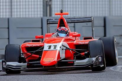 Steijn Schothorst met Arden in GP3 Series