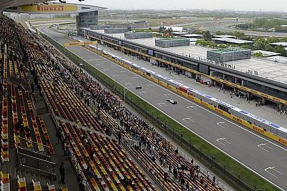 Las autoridades chinas esperan un nuevo acuerdo con la F1