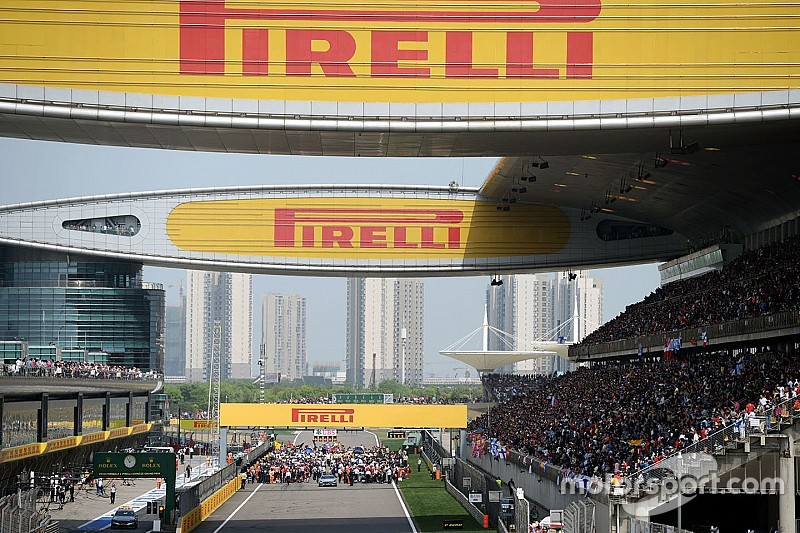 Tiongkok buka kemungkinan perpanjang kontrak F1