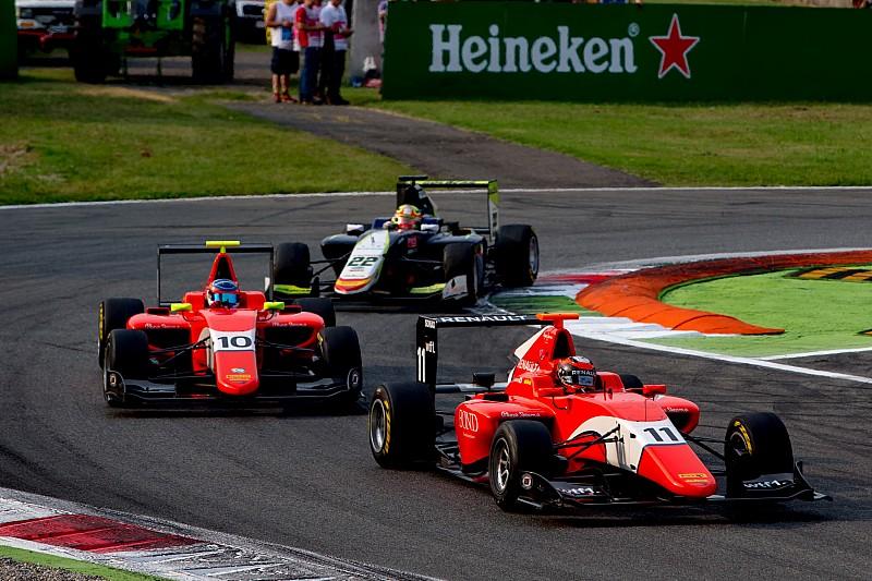 Arden annonce son trio de pilotes pour 2017