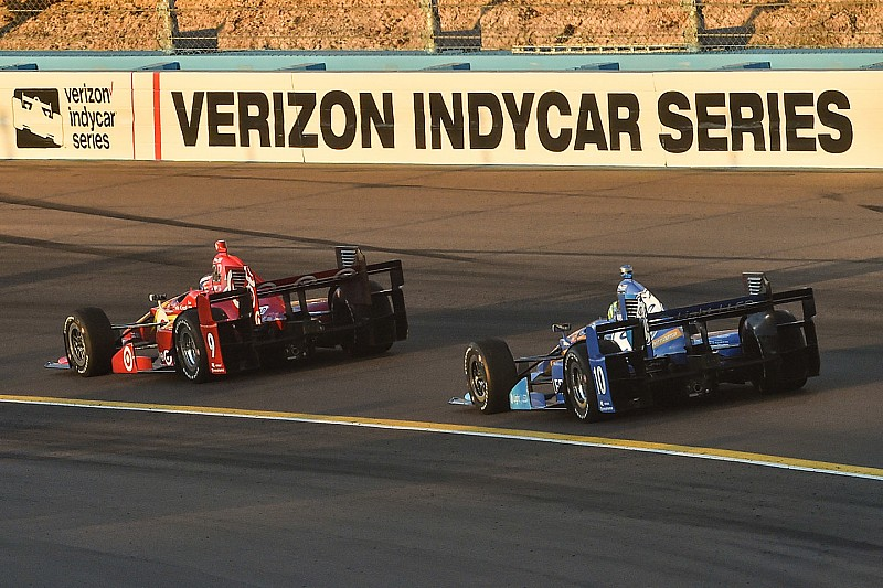 L'IndyCar ajuste ses week-ends de course et son Push-to-pass
