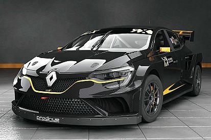 Prodrive ontwikkelt Renault Mégane RX Supercar voor WK Rallycross