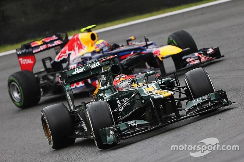 """Les """"spectaculaires"""" F1 2017 n'auront pas le look """"horrible"""" de 2012"""