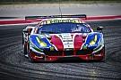 WEC Ferrari: Molina e de Vries probabili sostituti di Gimmi Bruni