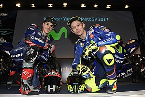 MotoGP 速報ニュース 【MotoGP】ヤマハ「ロッシとビニャーレスは好影響を与え合っている」