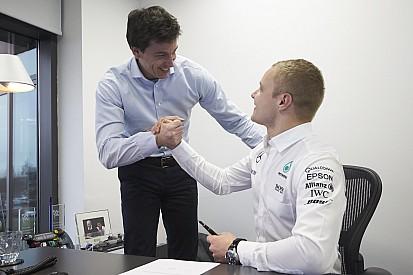 """Wolff: """"Bottas si adatta al ruolo che ha avuto Rosberg in Mercedes"""""""