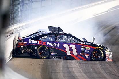 La NASCAR impondrá restricciones para que los accidentados regresen a pista