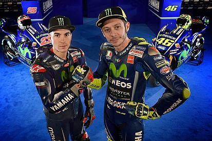 В Yamaha назвали отношения Росси и Виньялеса глотком свежего воздуха
