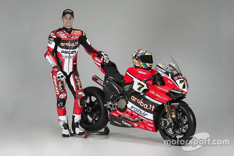 Pour Davies, le titre est une étape préliminaire avant le MotoGP