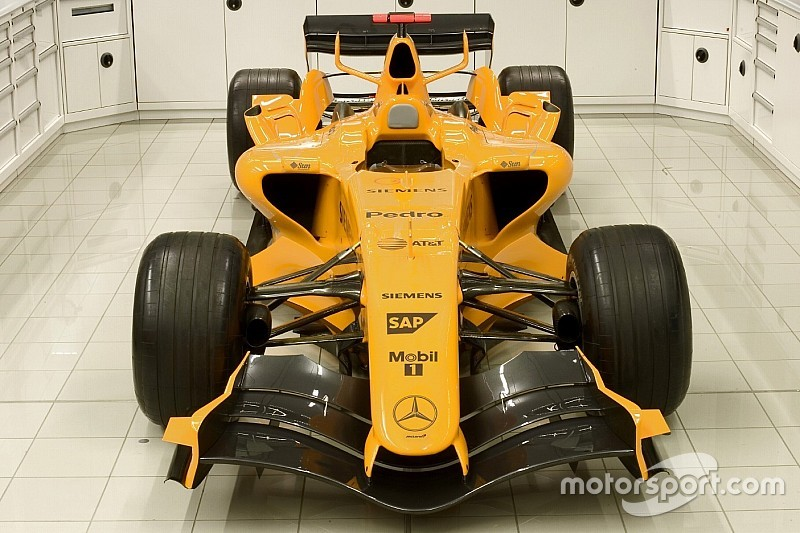 Gallery: Orange in F1 – it's not only about McLaren