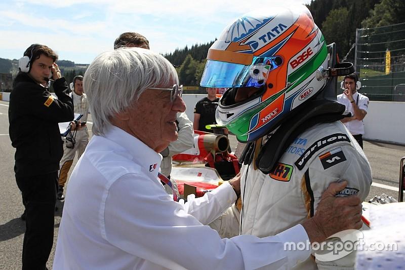 Karthikeyan unsure about post-Ecclestone F1 era