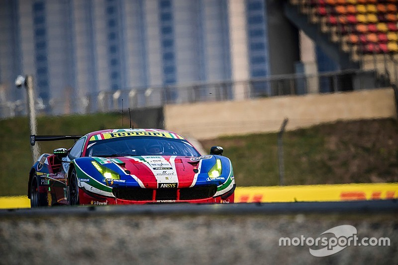 Де Вріс та Моліна — головні претенденти на місце у Ferrari GT