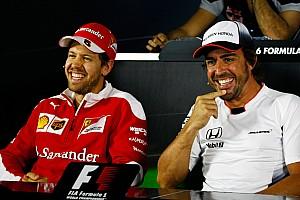 Formule 1 Actualités Montoya - Vettel et Alonso sont les meilleurs en F1