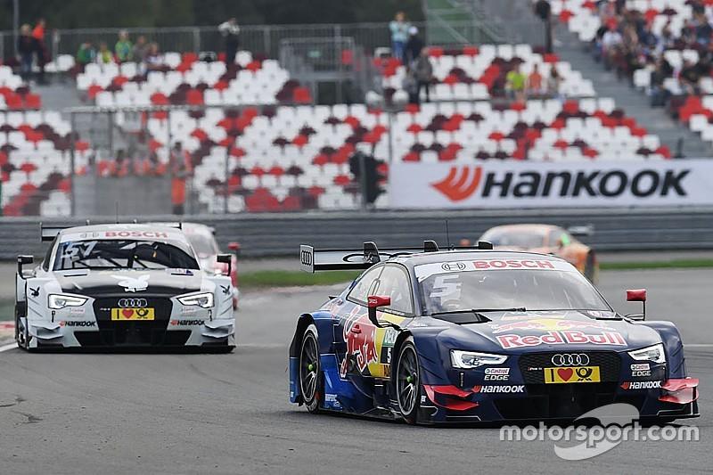 Audi encore représenté par trois équipes en 2017