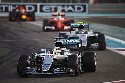 """""""F1-motor Mercedes moet bevroren worden"""", vindt Tost"""