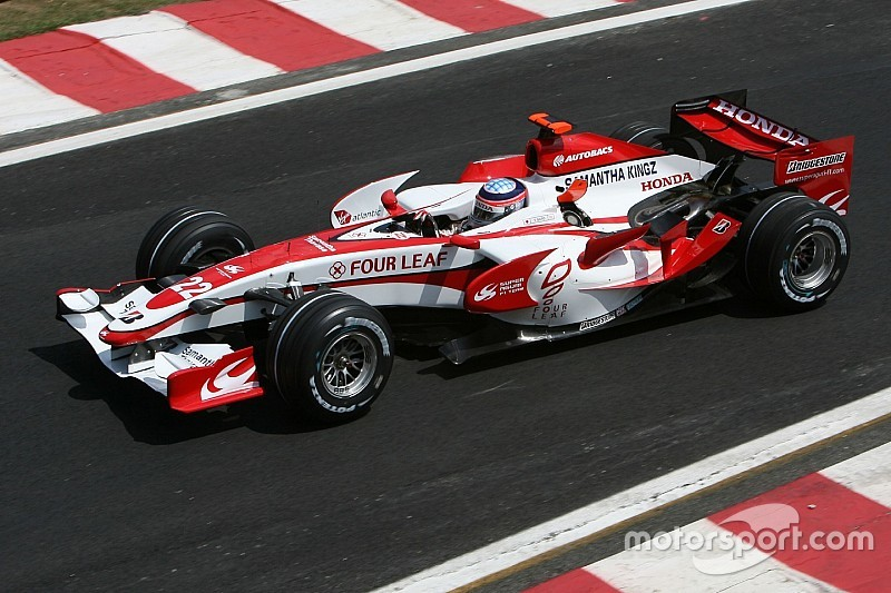 Gallery: The drivers and teams of F1 2007