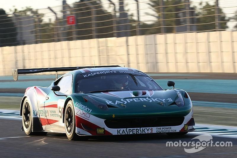 Каладо поедет с Физикеллой за команду Kaspersky Motorsport