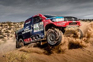 Dakar Ultime notizie Dakar: dal 2019 vetture 4X4 con motori turbo a benzina