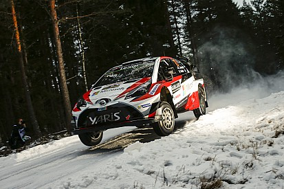 WRC Zweden: Latvala leidt na winst in Super Special