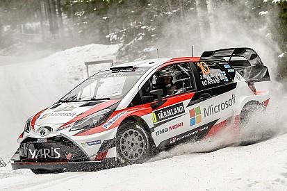 Svezia, PS1: strepitoso avvio per Latvala e Toyota. Neuville secondo