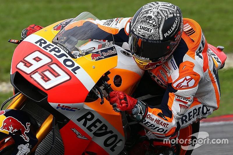 【MotoGP】エンジン問題未解決もマルケス「昨年ほど心配してない」