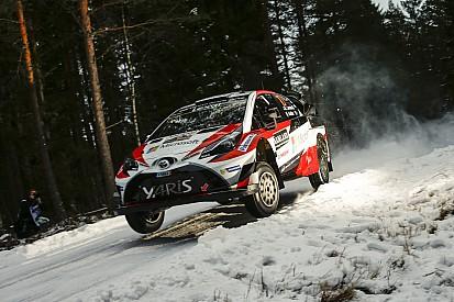 İsveç WRC: Perşembe özel etabında lider Latvala