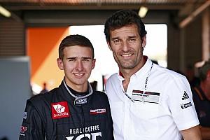 Webber steunt 'een van de grootste talenten uit Australië'