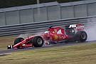 Ferrari отменила шинные тесты во Фьорано