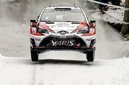 Svezia, PS4: Toyota e Latvala vincono la stage e volano in vetta