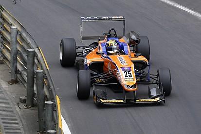 Keyvan Andres Soori debutta nell'Europeo F3 con la Motopark