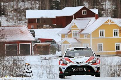 İsveç WRC: Latvala liderliğini sürdürüyor