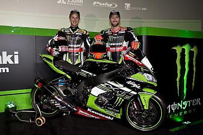 Kawasaki presenta su escuadra en el WorldSBK con el título como objetivo
