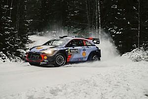 WRC Résumé de spéciale ES5 à 8 - Neuville garde le rythme et finit en tête