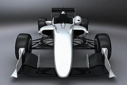 Dallara bringt Aerodynamik-Update für betagten Formel-3-Boliden
