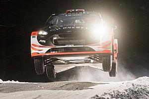 WRC Ultime notizie Svezia, retroscena: Ostberg ritrova l'ala perduta grazie a uno spettatore!