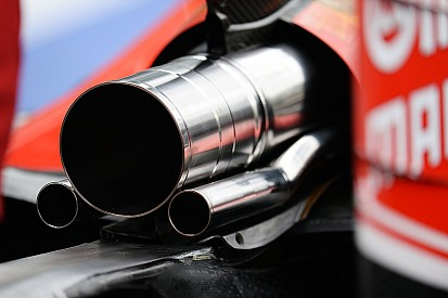 Ferrari arranca su motor de 2017 por primera vez