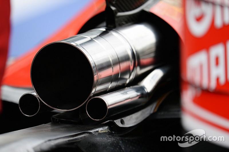 La Ferrari 2017 démarrée à Maranello