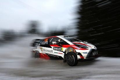 【WRC】スウェーデン2日目。ラトバラ2番手堅持「マシンはほぼ完璧」