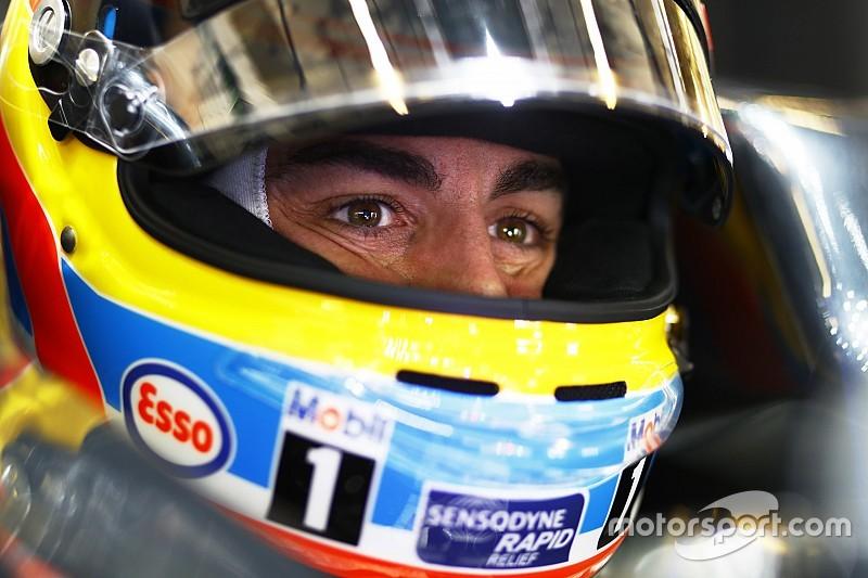 """Alonso: """"Me estoy preparando como nunca y soy optimista"""""""