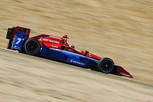 IndyCar Новость Алешин об IndyCar: Нужно меньше прижимной силы и больше мощности