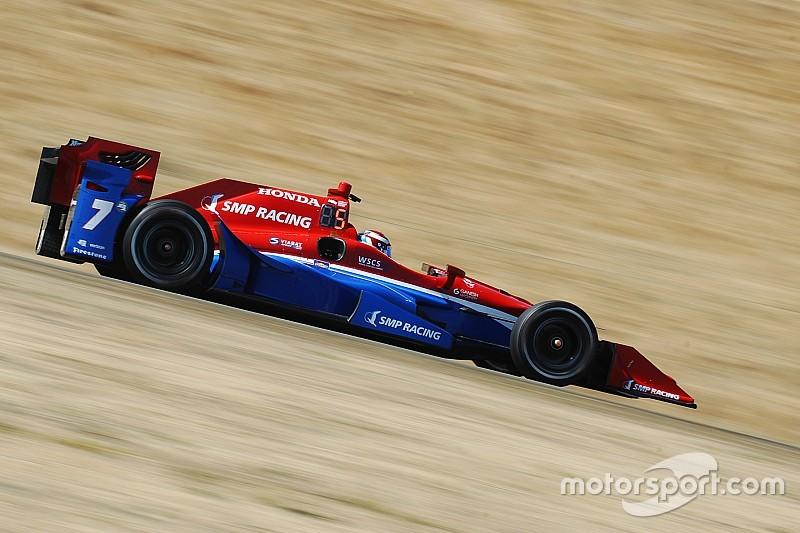 Алешин об IndyCar: Нужно меньше прижимной силы и больше мощности
