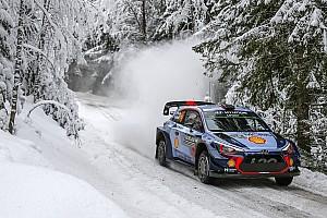 WRC Yarış ayak raporu İsveç WRC: Neuville'in liderliği artıyor, Latvala zaman kaybetti