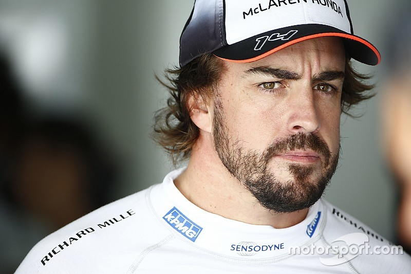 【F1】フェルナンド・アロンソ「F1でレースをする理由」