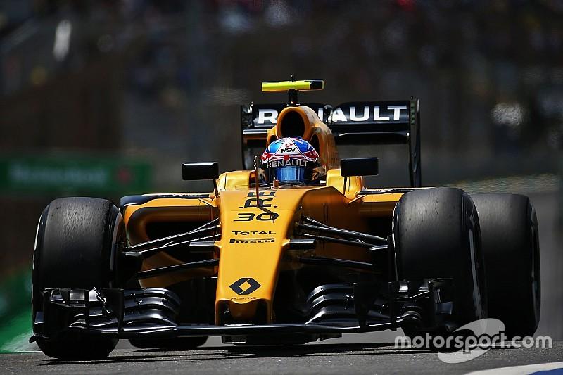 """Palmer - """"Renault a le potentiel pour jouer le titre à l'avenir"""""""
