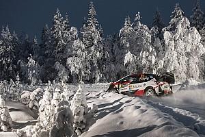 WRC Resumen de la etapa Latvala lidera en Suecia por problemas de Neuville