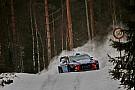 WRC WRC in Schweden: Hyundai-Fahrer Thierry Neuville baut Führung aus