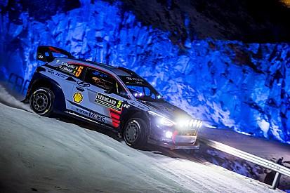 İsveç WRC: Neuville farkı açıyor, Meeke kaza yaptı