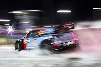 WRC in Schweden: Unfall für Spitzenreiter Thierry Neuville