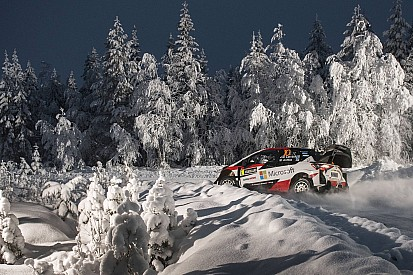 Un error de Neuville da emoción al Rally de Suecia